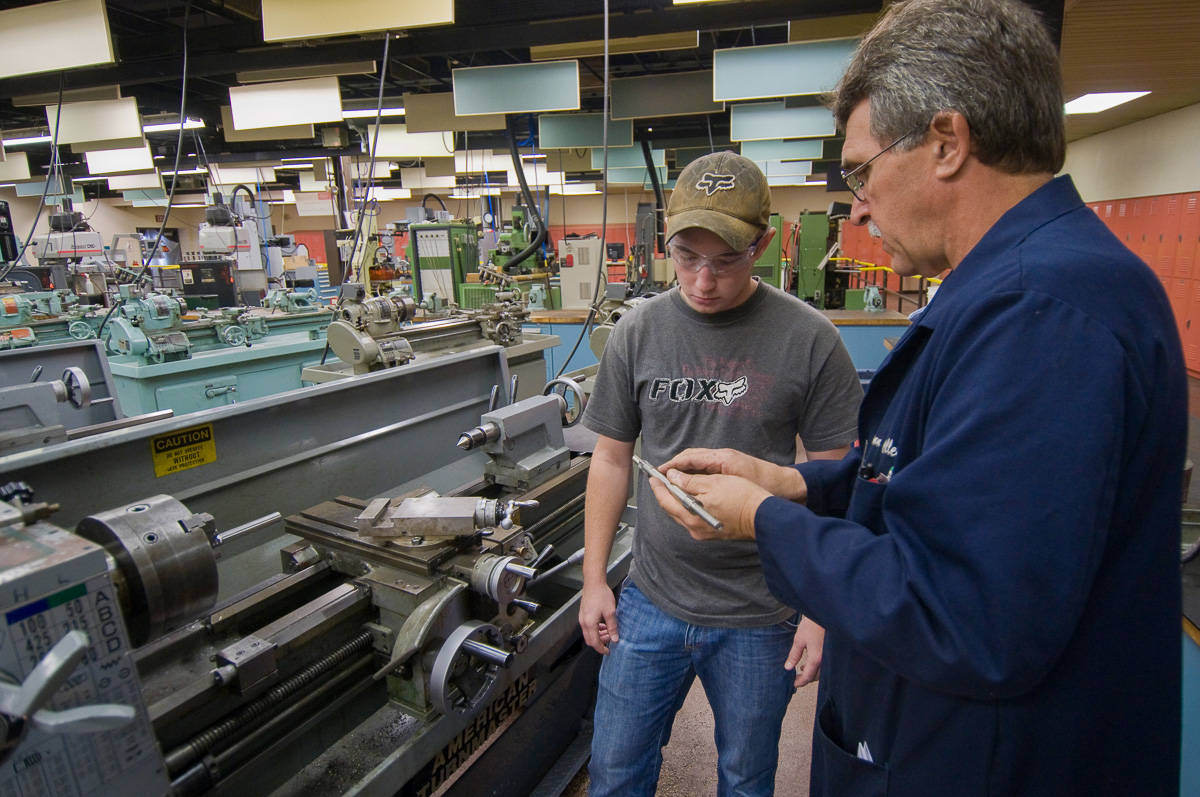 Image of Pre-Apprenticeship at Pennsylvania College of Technology
